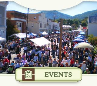 Events | Virginia's Western Highlands