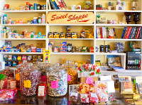 Candy in Paint Bank General Store