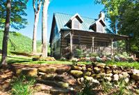 Rustic cabin in Paint Bank, Virginia