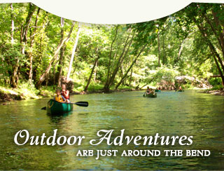 Outdoor adventures are just around the bend - Paddling Craig Creek in Craig County, Virginia